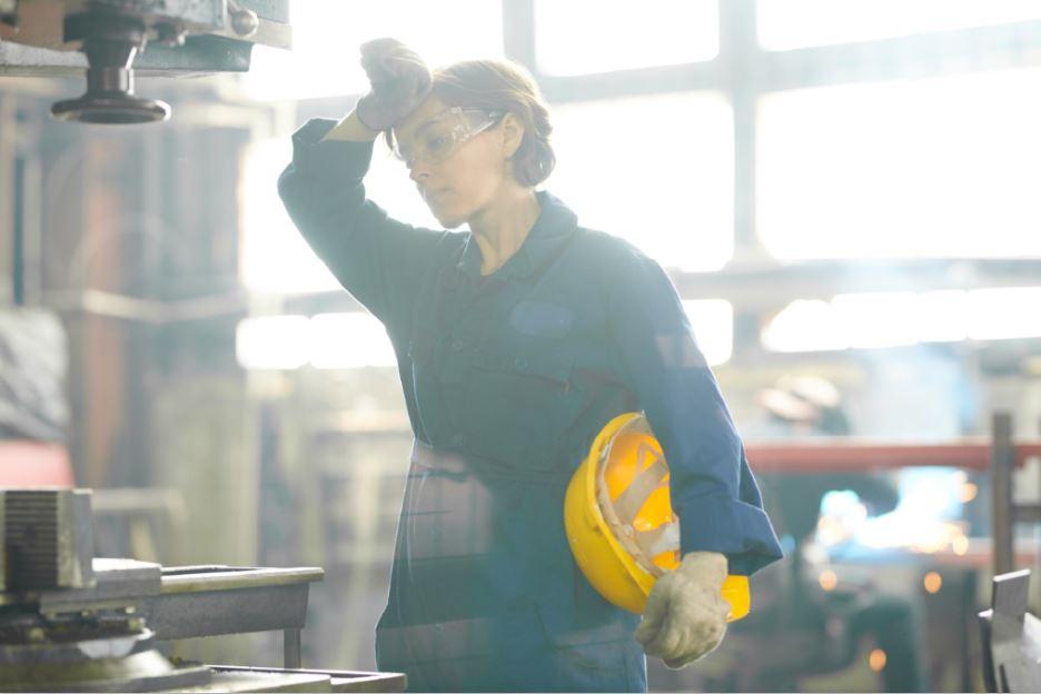 Veilig werken PBM arbo werkkleding